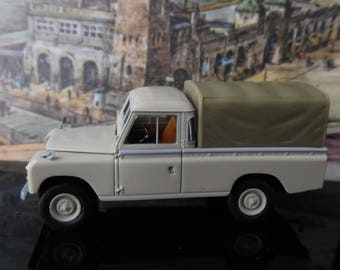 Vintage Toys, Collectible, Miniatur Starmada Car, H0, Landrover 109, Old-timer, Germany / Vintage Starmada Car / Mans gift