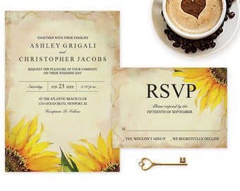 Customizable Text Wedding Invitation, Editable Text PDF Template, Acrobat Were Eloping, DIY Announcement Rustic Elopement Reception Only