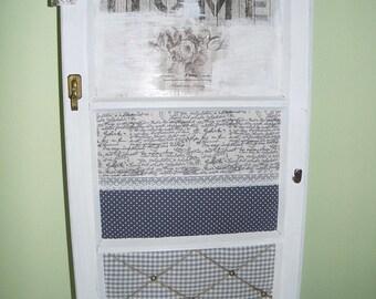 Sash memo Board shabby vintage