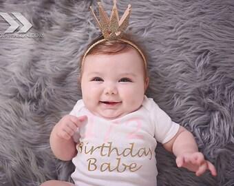 1/2 Birthday Babe