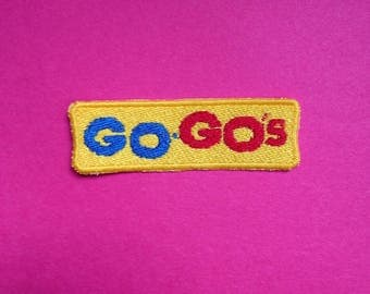 The Go-Go's Iron-on Patch