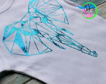 Elephant bodysuit, Elephant outfit, Custom Elephant shirt, Toddler Elephant shirt, Toddler shirt, Elephant, holographic shirt, Holographic