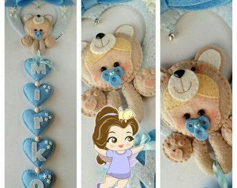 Stitchable baby-bear