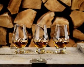 Glencairn Set of 2 Personalized Glass