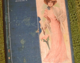 ANTIQUE POETRY BOOK ~ One Hoss Shay & Other Poems by Oliver Wendell Holmes