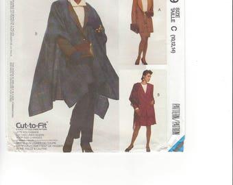 McCall's Sew News Pattern 5639 sizes 10-12-14 UNCUT