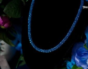 """Necklace """"Starry sky"""""""