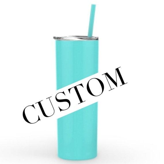 Custom Design 20oz. Stainless Steel Tumbler - Muggle To Mrs.