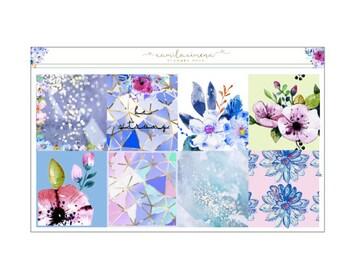 Lavender Fields Weeklies for EC Horizontal