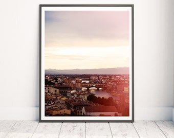 Florence Print, Italy Florence Art, Italy Poster, Florence Photography, Florence Italy, Italy Photography, Italy Wall Art, Italy Print