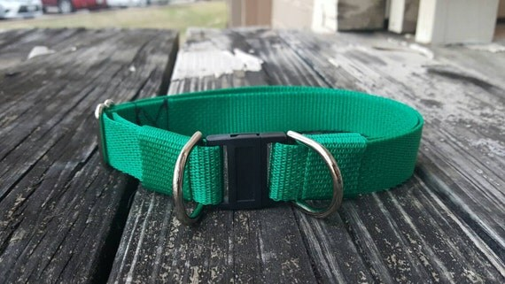 kelly green breakaway dog collar safety collar. Black Bedroom Furniture Sets. Home Design Ideas