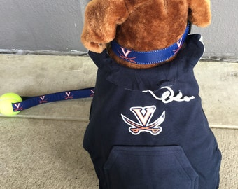 Virginia Dog Hoodie Coat