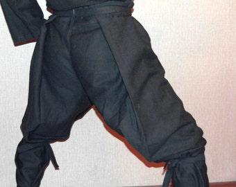 Iga-bakama (or tattsuke-bakama) — traditional ninja pants