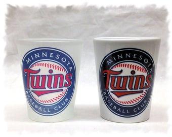 Minnesota Twins Shot Glass