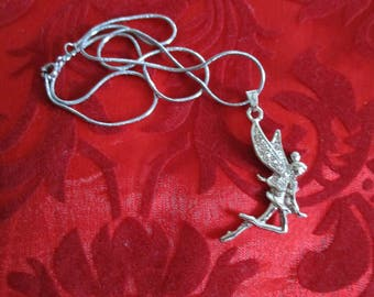 "Beautiful necklace ""Tinker Bell"""