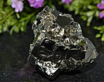 Pyrite Cube Cluster Peru