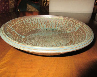 ART POTTERY BOWL Signed Prodaniuk