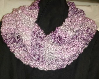 Infinity scarf neck warmer scarf ring Christmas gift idea