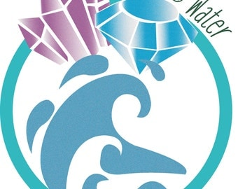 Gems Logo Design, Premade Logo design, Graphic design service, Business Logo, Logos and branding, Stones, Jewels logos