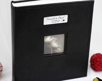 Personalised Engagement or Wedding 5x7 Photo Album -  200 photos