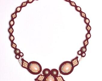 soutache jewelry set