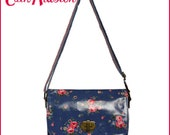 Cath Kidston Mini Floral Saddle Bag  Timeless
