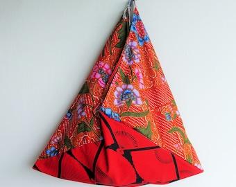 Fabric hobo bag | Etsy