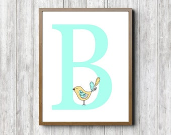 Monogram Wall Art monogram wall art | etsy