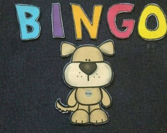 Bingo Felt Board Story// Flannel Board // Farmer Had a Dog // Song  // Imagination // Children // Preschool // Creative Play //