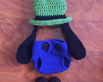Baby Goofy Costume