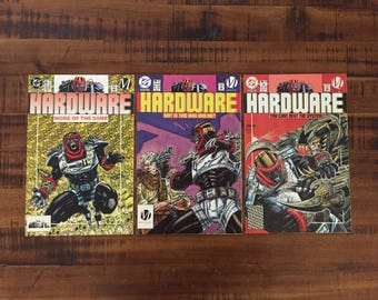 1993 Hardware #2, 3 and #4 Comic Books/ DC Comics/ NM-VF/ Choose One or All Three for a Discounted Price!!!
