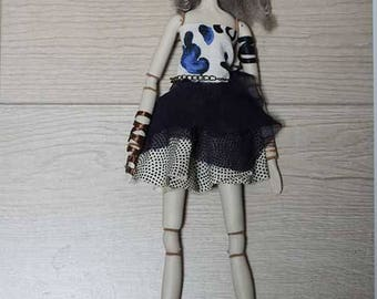 porcelain art doll bjd