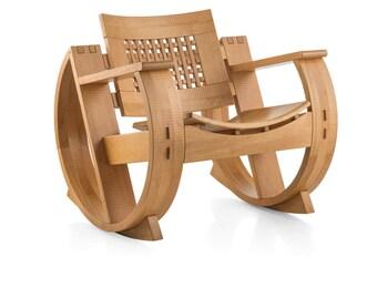 Cuarto de Luna Rocking Chair