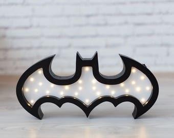 Batman Baby Shower | Etsy