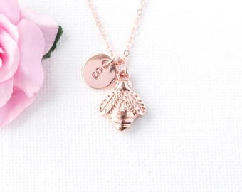 Rose Gold bumble bee Necklace, rose gold bee necklace, bumble bee necklace, bee jewellery, Gift Idea, honey bee jewelry, RBBIN01
