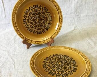 Vintage Castilian Coventry Granada Dinner Plates, Set of 2