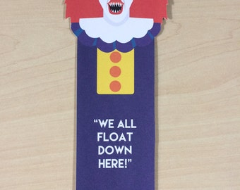 Stephen King Bookmark 'IT'
