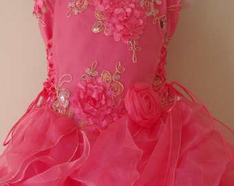 Formal Girl's dress Lucero