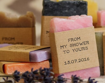 Bridal shower favors wedding favor soap personalized gift shower favors mini soaps gift ideas baby shower favors from my shower guest soap