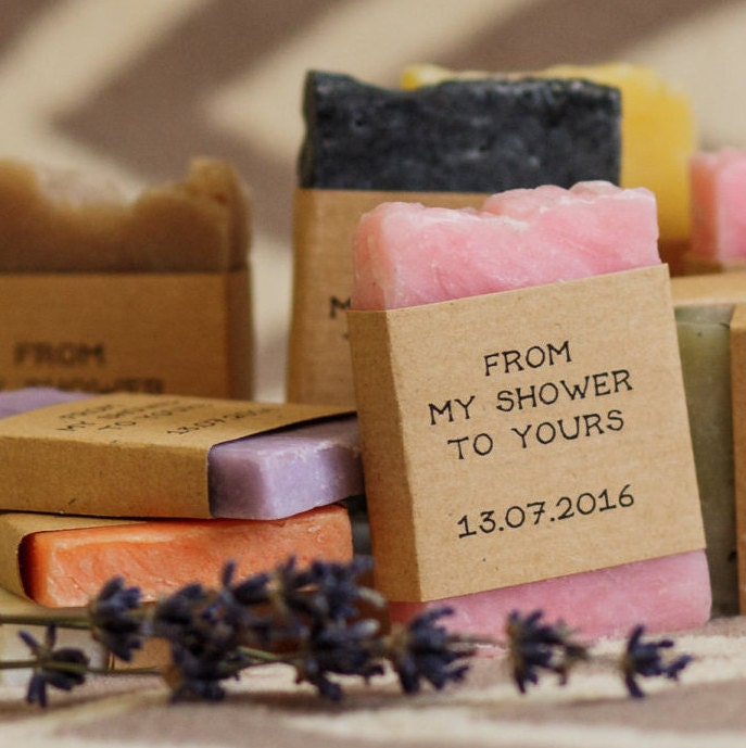 Baby Showers Gifts For Guests: From My Shower To Yours Soap Favors Guest Soaps Baby