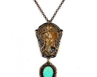 Alphons Mucha's 2nd Prize Jewelry | R·Strange: Talisman