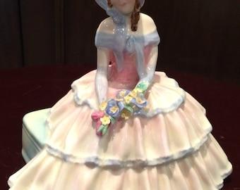 Royal Doulton Figurine:  Daydreams