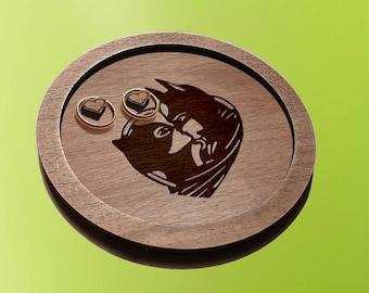 batman  wedding / ring dish  / wedding ring plates / batman ring plates / ring bearer pillow / ring holder always / Personalized ring holder