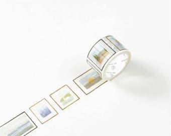 Picture Frames - Home Furnitures - Furniture Washi Tape - Frames Washi Tape (30mm X 5m)