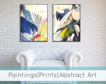 Abstract Floral Series 1