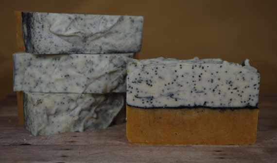All Natural, Lemon Verbena, Cold Process Soap