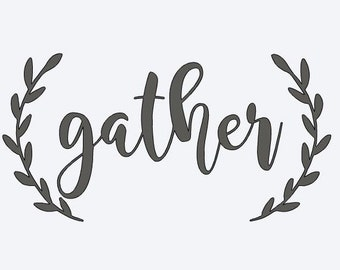 Amazing image inside gather printable
