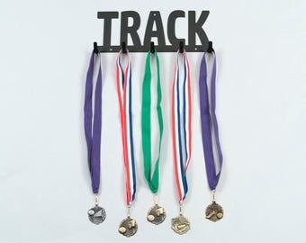 Track Medal Holder, Track Medal Display, Medal Holder, Medal Display, Campfire Bay