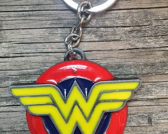 Wonder Woman Key Chain 2017