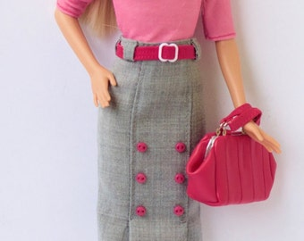 Barbie clothes - Barbie skirt
